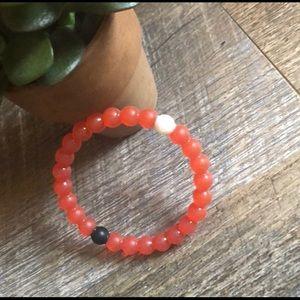 Lokai Save the Children Red Bracelet
